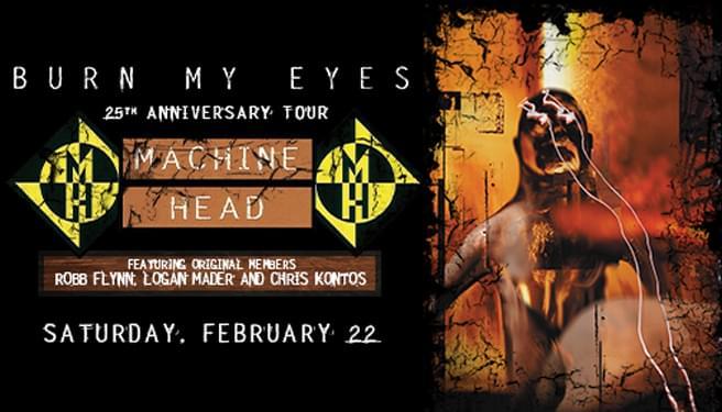 Machine Head @ House of Blues – Anaheim