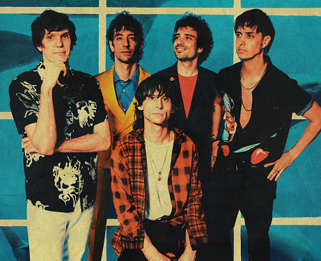 FRANK-O'S NEW MUSIC STASH ON 2/18: THE STROKES