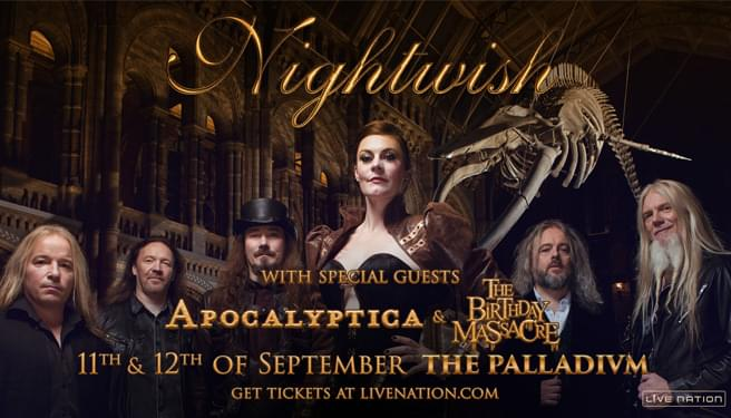 Nightwish @ The Palladium