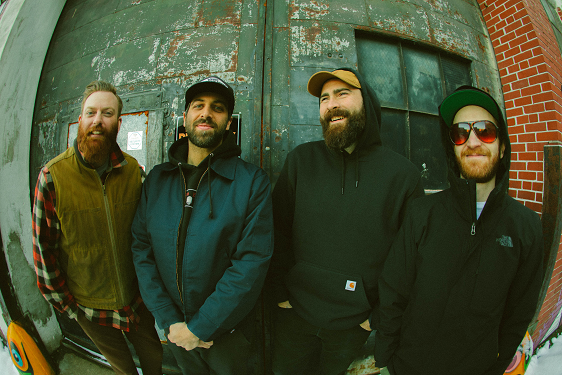 FRANK-O'S NEW MUSIC STASH ON 3/10: FOUR YEAR STRONG