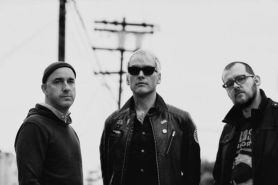 FRANK-O'S NEW MUSIC STASH ON 3/19: ALKALINE TRIO