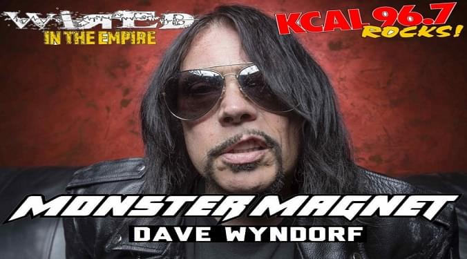 (LISTEN) Monster Magnet Dave Wyndorf talks to Mike Z-Wired In The Empire