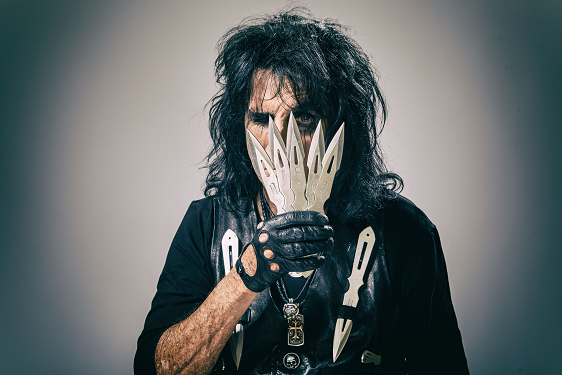 FRANK-O'S NEW MUSIC STASH ON 6/22: ALICE COOPER