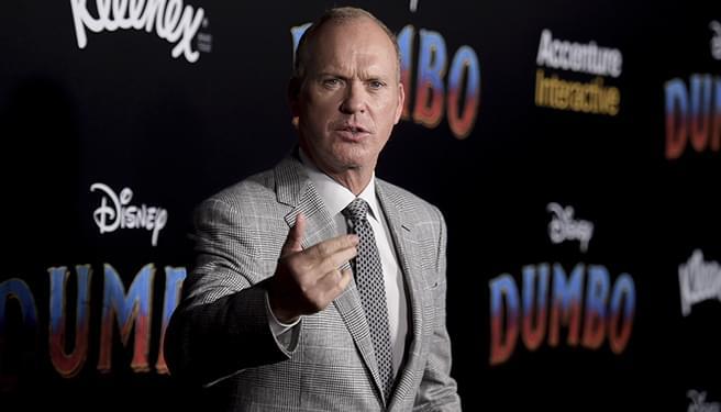 Patrick & 4orty: Michael Keaton Is in Talks to Play Batman Again