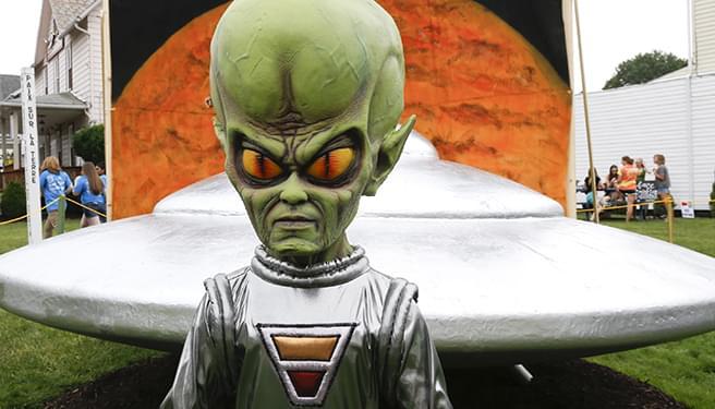 UFO expert Ryan Sprague Interview