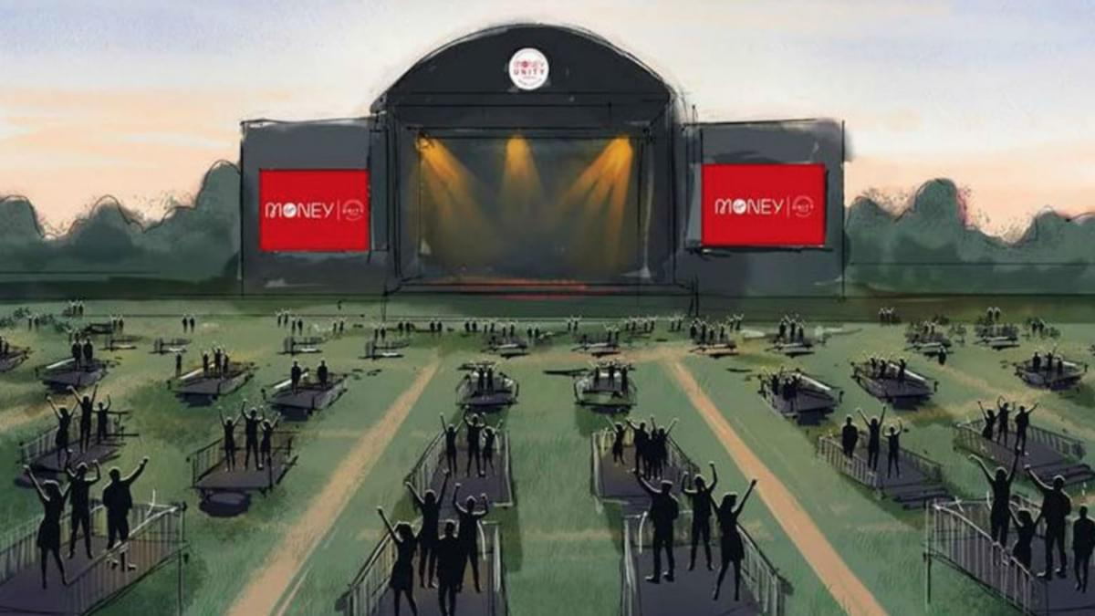 First Socially Distanced Music Venue to Open in the UK This Summer