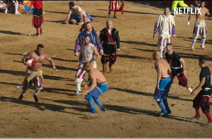 Patrick n 4orty's Watch This Pick: Home Game (Episode 1- Calcio Storico)