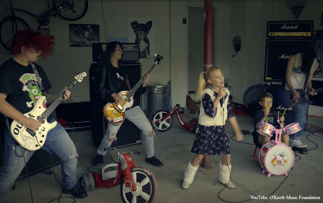 Watch 7 Kids Shred White Zombie's Thunderkiss '65!