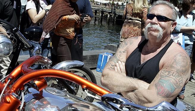 American Chopper's Paul Teutul Sr. Interview
