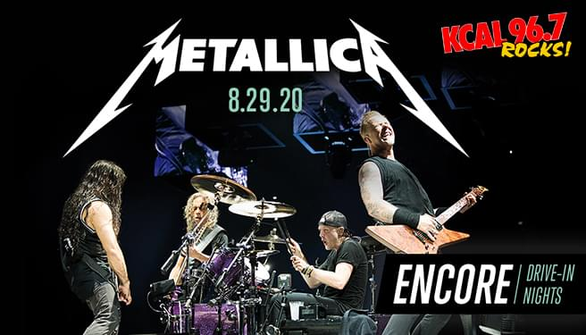 Morning Show Give – Metallica
