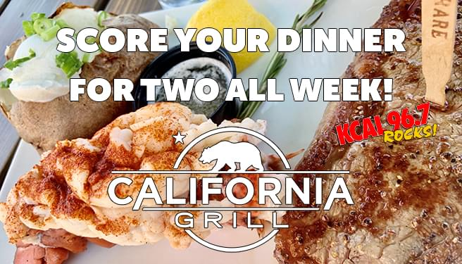 Week Give – California Grill