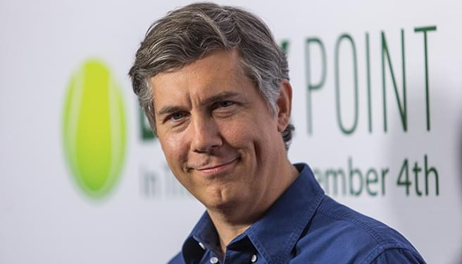 Chris Parnell Interview