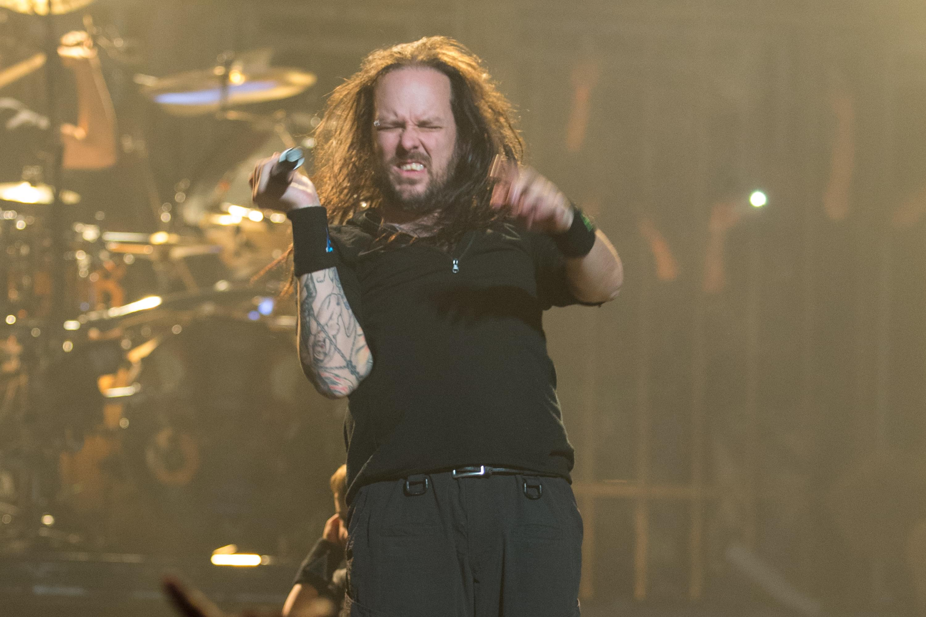 Jonathan Davis Talks to Steve-O About Meth Addiction and the True Origin of the Name Korn
