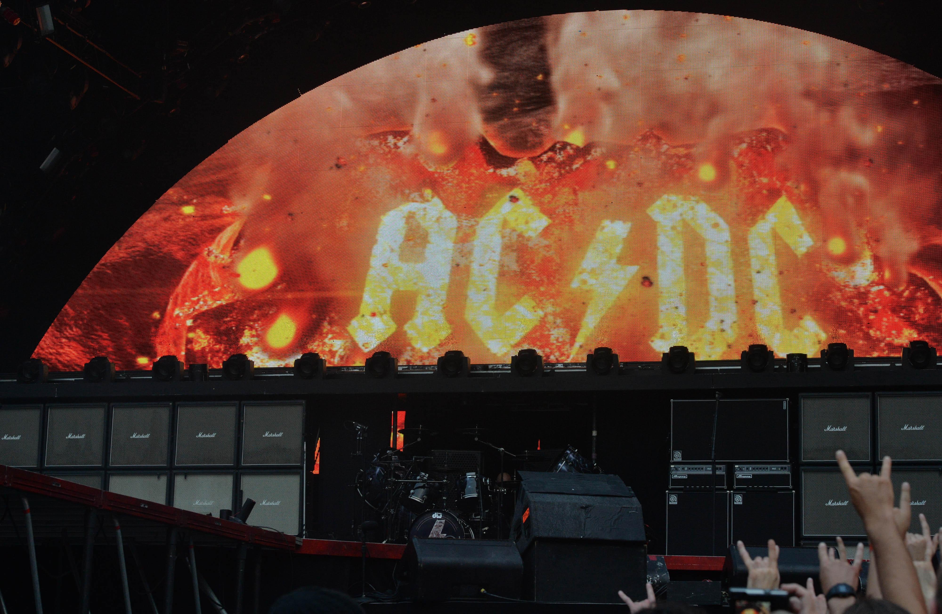 AC/DC Are Teasing Something Via Social Media