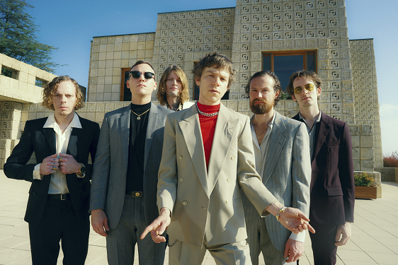 FRANK-O'S NEW MUSIC STASH ON 9/30: CAGE THE ELEPHANT
