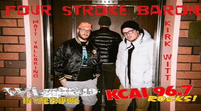 (LISTEN) Four Stroke Baron's Matt and Kirk talk to Mike Z (Wired In The Empire)