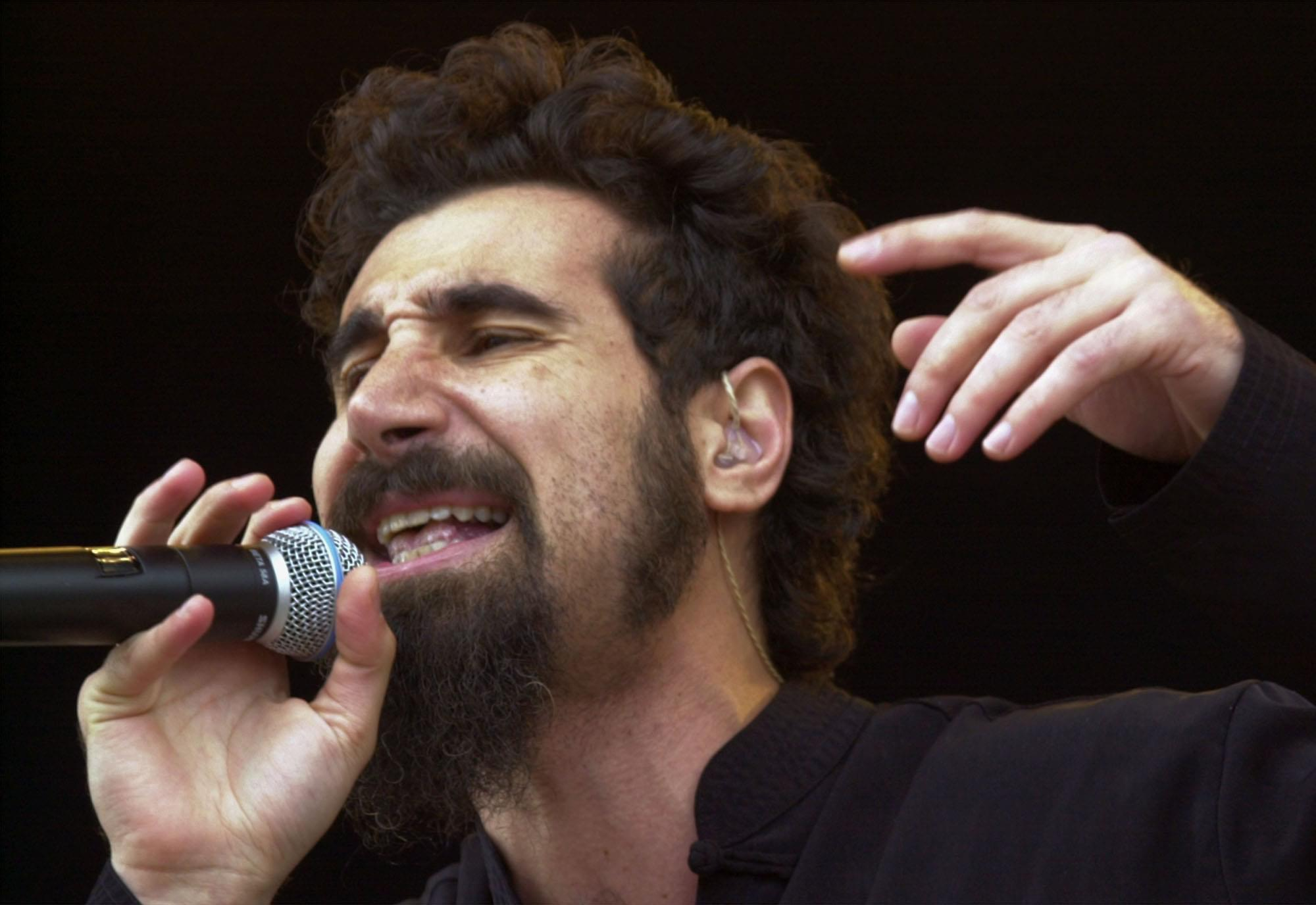 System Of A Down Release First New Songs After 15 Years