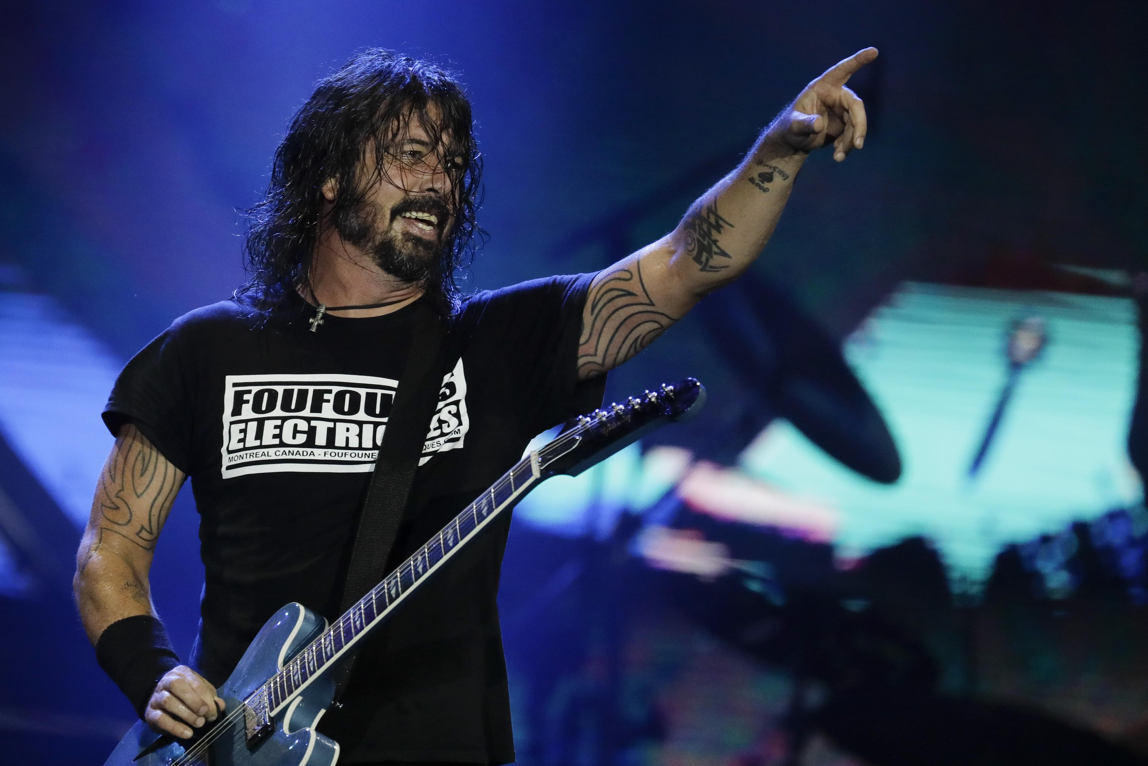 Foo Fighters Announce New Album 'Medicine at Midnight,' and Debut New Song 'Shame Shame' on SNL
