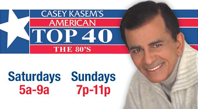 Casey Kasem: The 80's