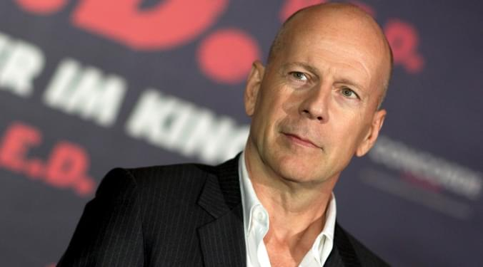 Bruce Willis does a new Die Hard (kinda) | Cindy Davis |