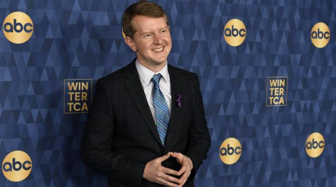 Ken Jennings To Guest Host Jeopardy | Donna D |