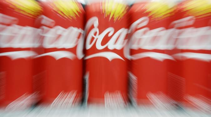 Coca-Cola coffee | Vic Slick |