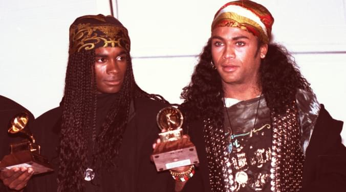 Milli Vanilli movie in the works | Cindy Davis |