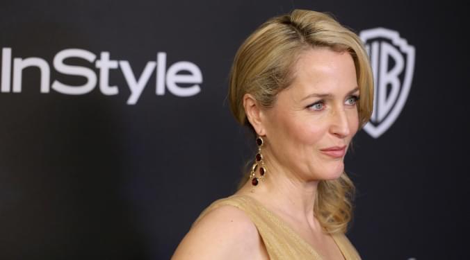 Former X-Files star to portray First Lady   Kevin Machado  
