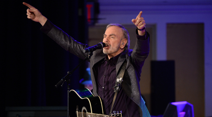 Neil Diamond musical coming | Kevin Machado |