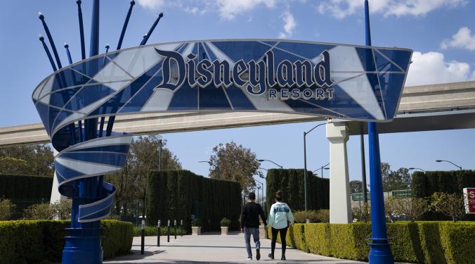 Disneyland lists what rides won't reopen | Vic Slick |