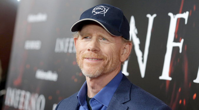 Ron Howard book coming | Kevin Machado |