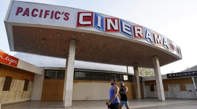 Iconic movie theater closing | Vic Slick |