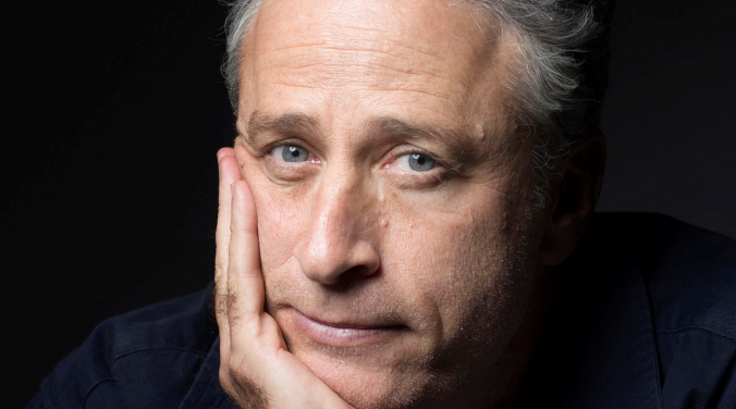 Jon Stewart returns to TV | Donna D |