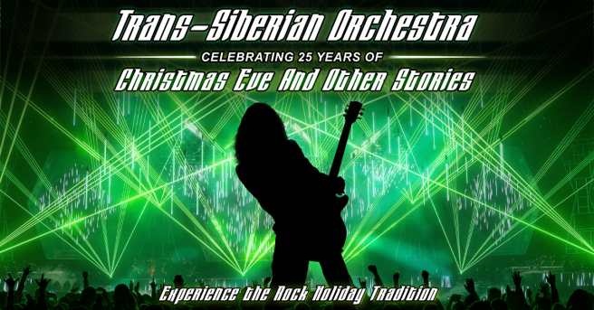 Win Tickets to see Trans Siberian Orchestra!