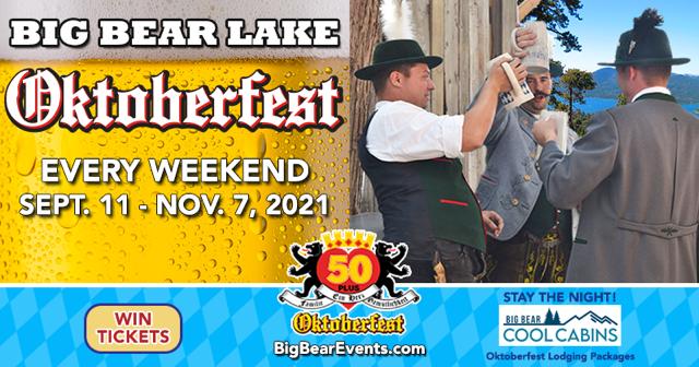 Big Bear Lake Oktoberfest