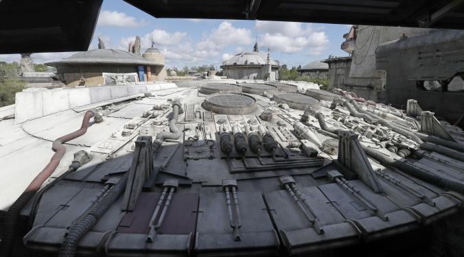 Disney's Star Wars hotel set to open | Vic Slick |