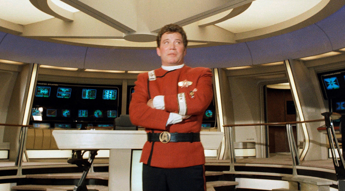 Shatner Reaches Final Frontier | Jesse Duran |