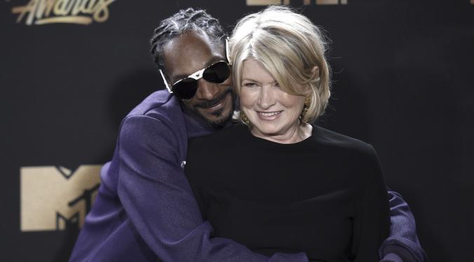 Happy Halloween from Snoop & Martha | Vic Slick |