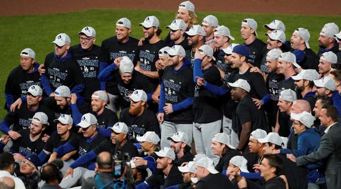 Dodgers Advance to NLCS | Jesse Duran |
