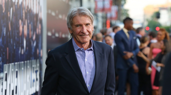 Tourist Helps out Harrison Ford | Kevin Machado |