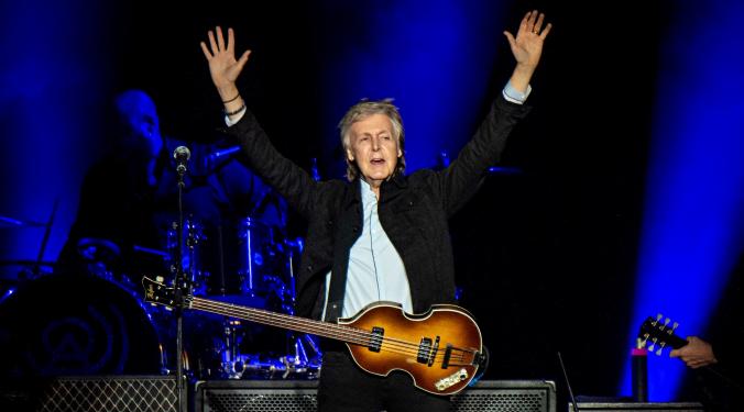 McCartney Says He's Done | Jesse Duran |