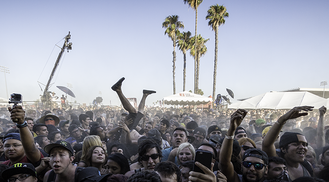Warped Tour Returns to the IE