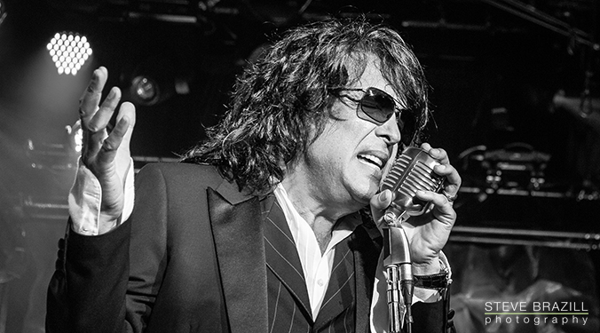 Paul Stanley's 'Soul Station' at The Roxy