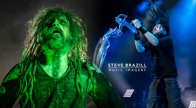 Return of the Dreads Tour – Rob Zombie & Korn