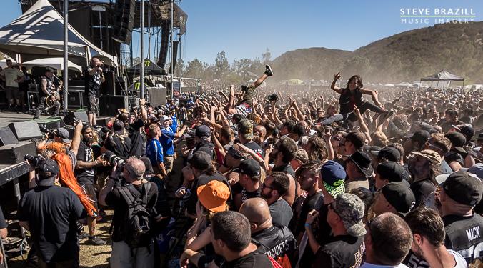 Ozzfest Meets Knotfest – Photos