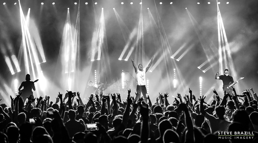 Parkway Drive and Guests at the RMA – Photos