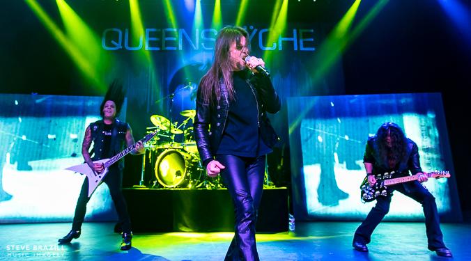 Queensryche at the RMA – Photos