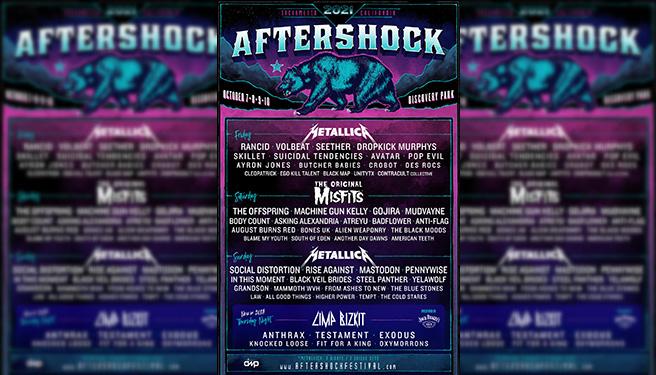 Aftershock Festival – 2021