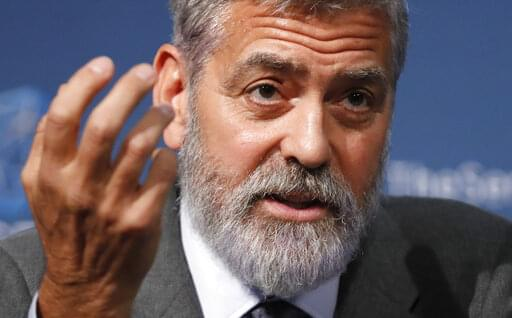 George Clooney Explains Why He Gave 14 of His Friends a Suitcase Packed with $1 Million in Cash
