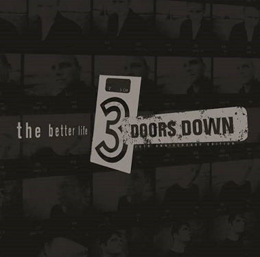 FRANK-O'S NEW MUSIC STASH ON 2/10: 3 DOORS DOWN